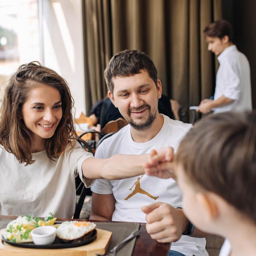 Услуги - Ресторан